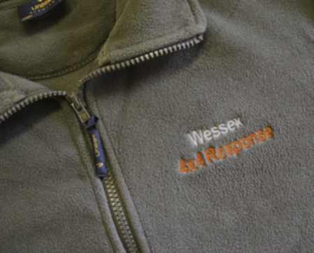 Wessex 4x4 Fleece